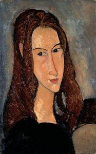Amadeo Modigliani  Jeanne Hébuterne portréja 26bf1785a8